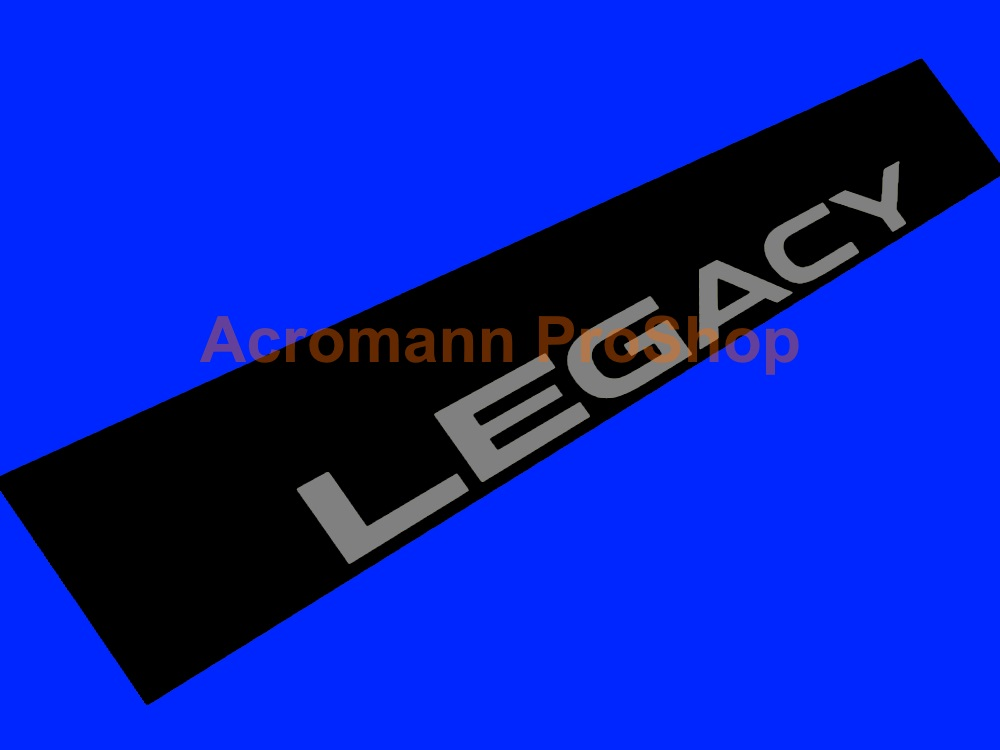 Subaru LEGACY Windshield Decal (Style#2)